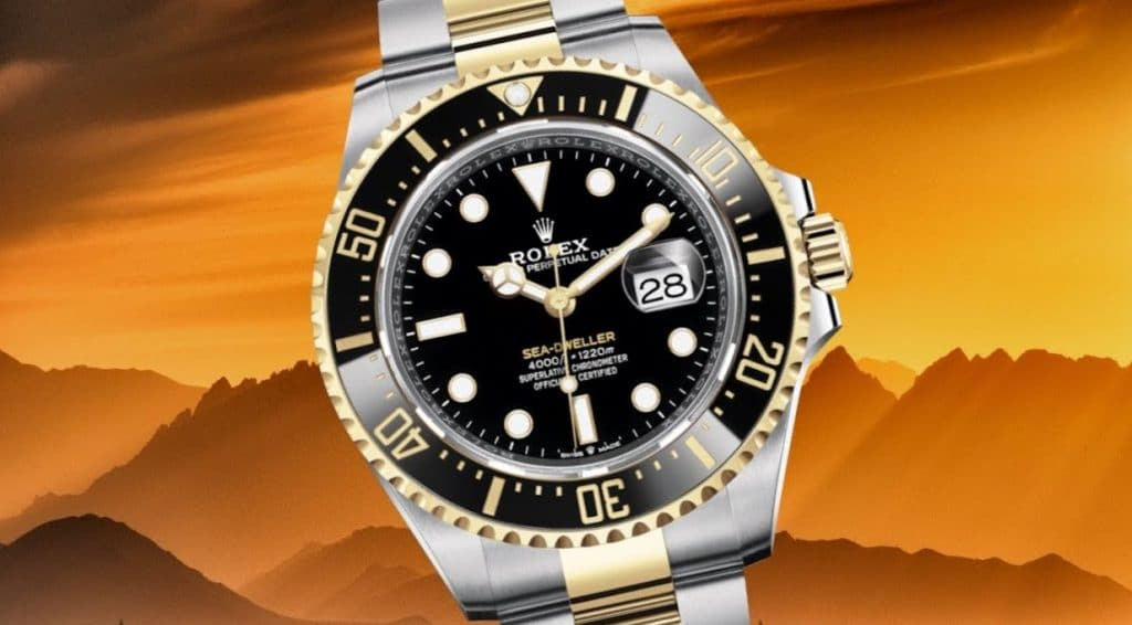 Imitation Rolex Sea-Dweller 126603