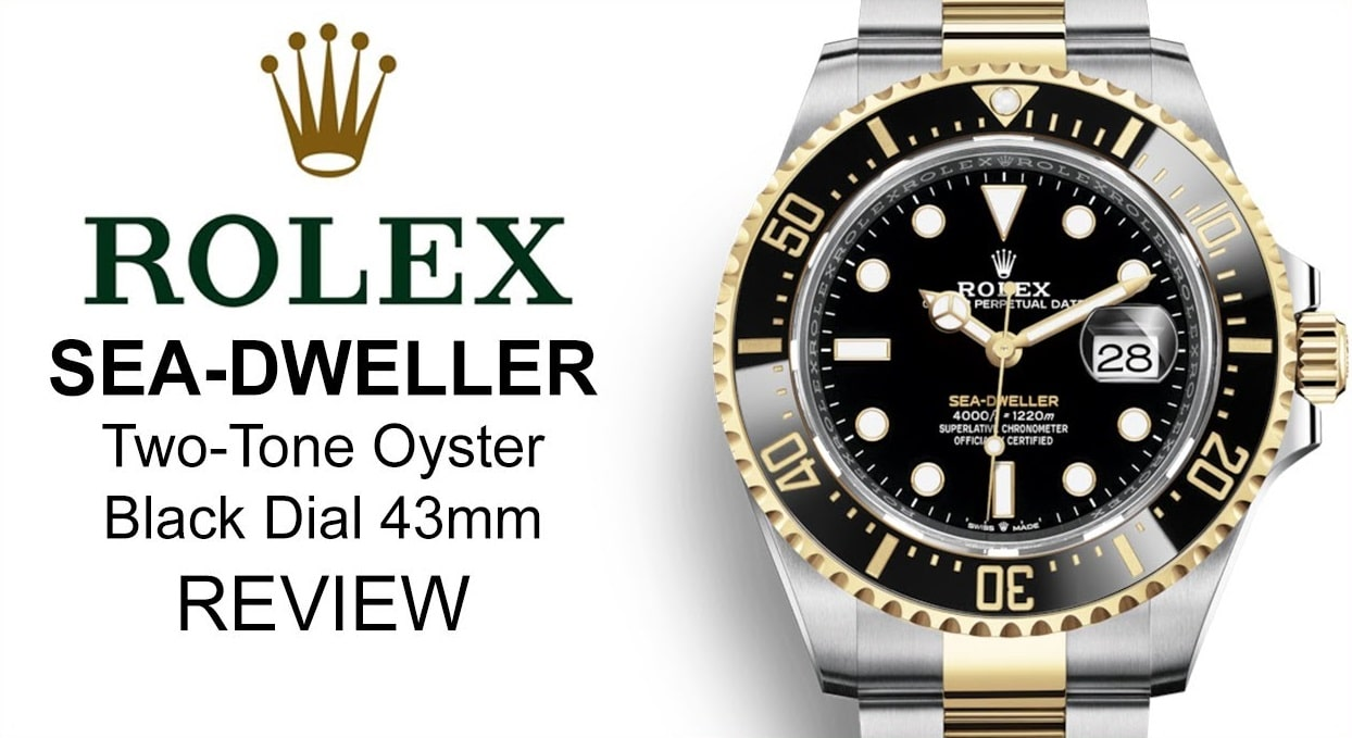 Imitation Rolex Sea-Dweller 126603 review