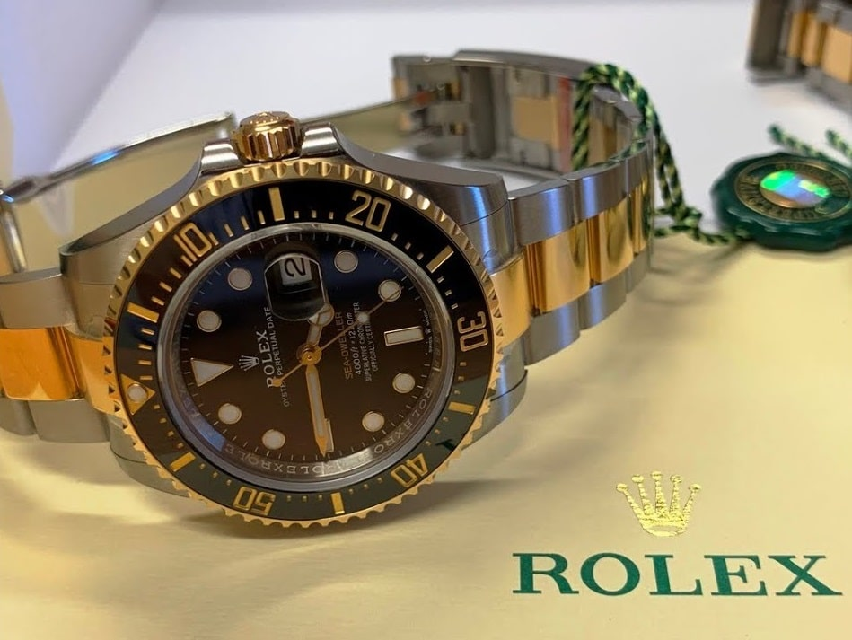 Rolex Imitation Sea-Dweller 126603