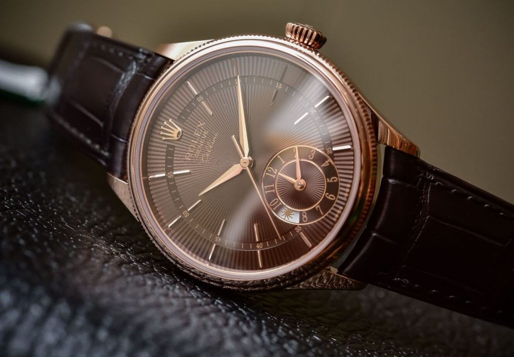 Rolex Cellini Dual Time 50525 Replica