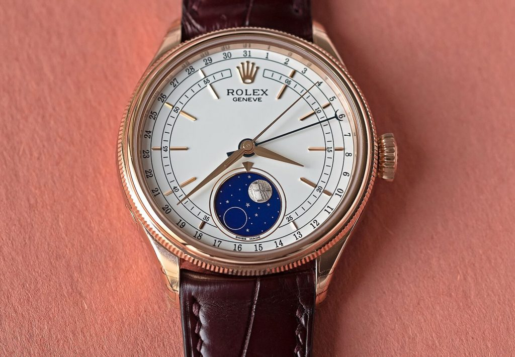 Rolex Cellini Moonphase 50535 Replica