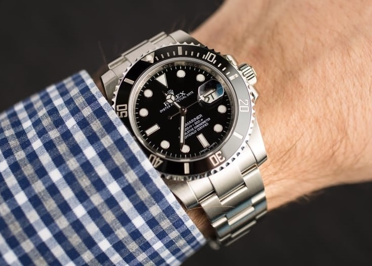 Rolex Submariner 116610LN replica