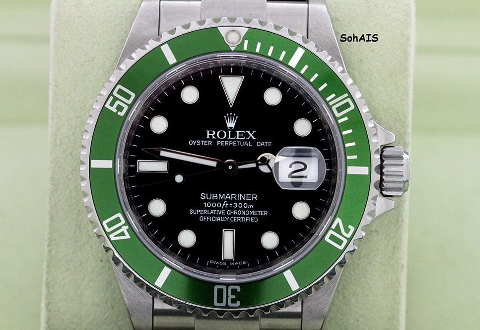 Rolex Submariner 16610LV replica