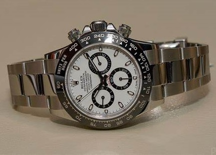 Stainless Steel Rolex Replica Daytona 116500LN