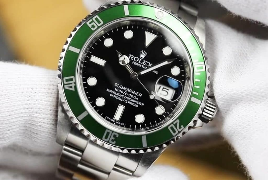 Rolex replica Submariner 16610LV