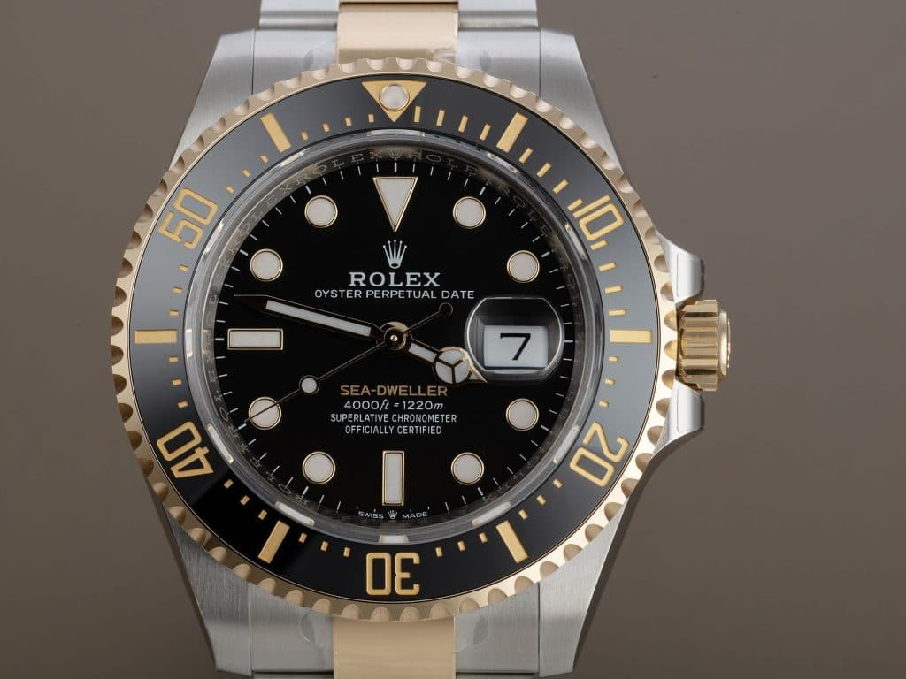 replica Rolex Sea-Dweller 126603