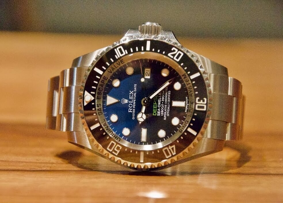 fake Rolex James Cameron Deepsea 116660