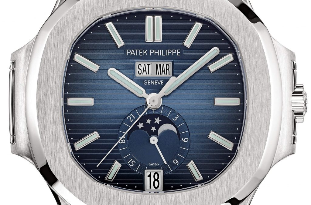 the beat Patek Philippe replica Nautilus 5726-1A watch