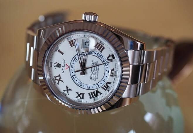 How Does Rolex fake Sky Dweller Work?