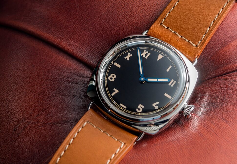Replica Panerai Radiomir 1936 PAM 249 With California Dial