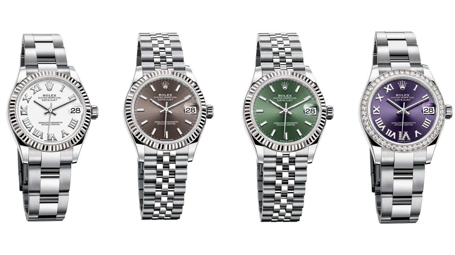 New Imitation Rolex Oyster Perpetual Datejust 31