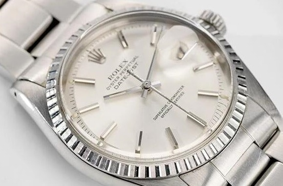 Replica Rolex Datejust 3603 Pie-Pan Dial